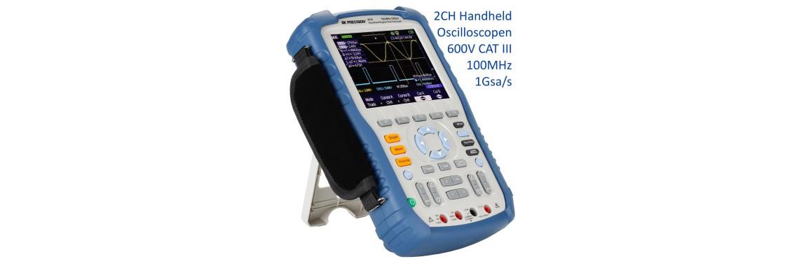 Handheld Oscilloscope