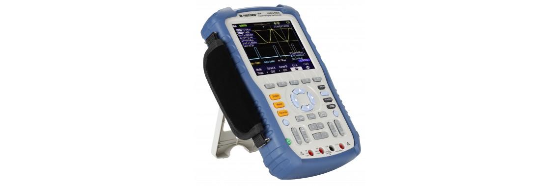 Handheld oscilloscoop