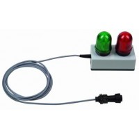 94-2C Warning lights Red/Green