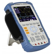 2512 Digital handheld oscilloscope | 2ch-100MHz | non insulated