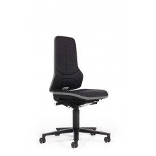 9573E Neon 2 ESD-safe workchair | synchron | casters | excl. upholstery