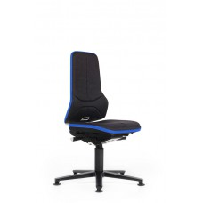 9570E Neon 1 ESD-safe workchair | synchron | glides | excl. upholstery