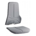 9560E Neon 1 ESD-safe workchair   permanent contact   glides   excl. upholstery