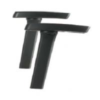 9589E Set armrests | 4D-adjustable | 100% ESD-safe