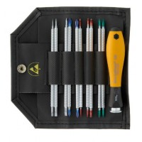 2691ESD-T11 | Screwdriver set | 11 pcs | ESD-safe.