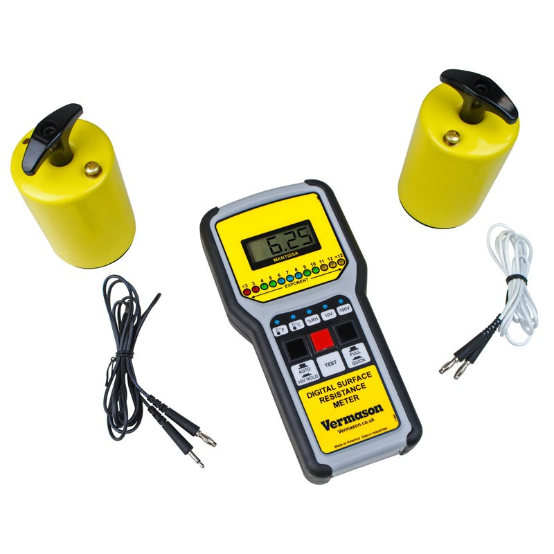 ESD test- and measuring equipment