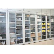 Wall cabinets | Elabo | modular | extendable