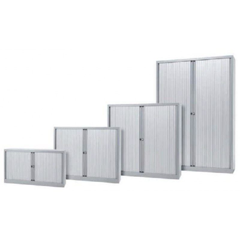 Office cabinets | various heights | roller doors | swivel doors