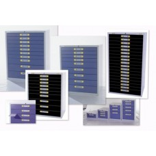 Drawer cabines | ESD-safe | 100% pull out drawers