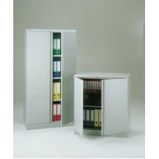 Two door cabinets