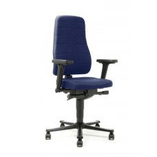 9643 All-in-One workchair | casters | synchron mechanism