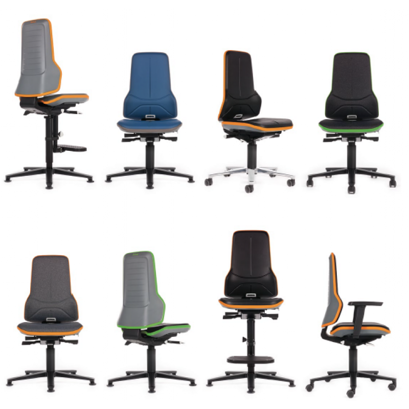 ESD-safe workchairs