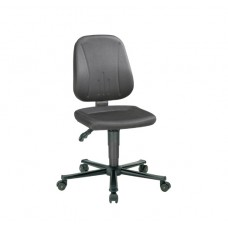 9653E ESD-safe workchair | casters | permanent contact mechanism