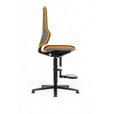9561E Neon 3 ESD-safe workchair | permanent contact | glides | high version | excl. upholstery