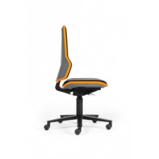 9560E Neon 1 ESD-safe workchair | permanent contact | glides | excl. upholstery