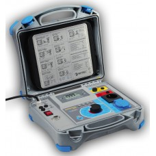 MI2170   MultiServicer   the portable Machinetester for the EN60204.